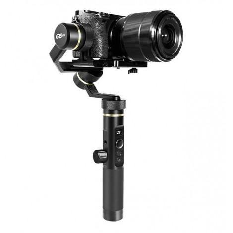 Трёхосевой стабилизатор Feiyu Tech G6 plus для беззеркальных фотоаппаратов, компактных камер, смартфонов и экшн камер