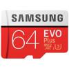 Карта памяти 64Gb Micro SDXC Class 10 Samsung EVO Plus