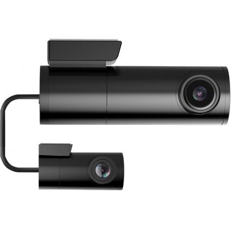 Видеорегистратор с двумя камерами QHD 2K 2560x1440 с WiFi GPS без экрана NOVELEKA VR1 DUO
