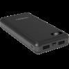Внешний аккумулятор 20000mAh с дисплеем и Type-C входом NOVELEKA PB2 Power bank
