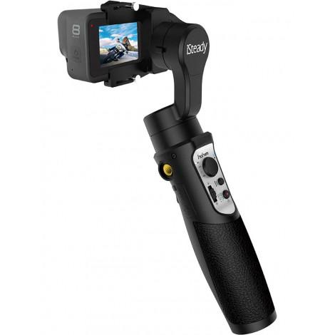Трёхосевой стабилизатор HOHEM iSteady PRO 3 для экшн камер GoPro, SONY RX0, DJI OSMO ACTION, SJCAM, YI, NOVELEKA и других